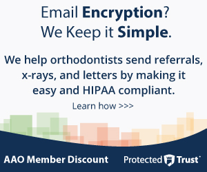 Email Encryption for referrals, x rays, and letters. Making it easy and Hipaa compliant. Protected trust